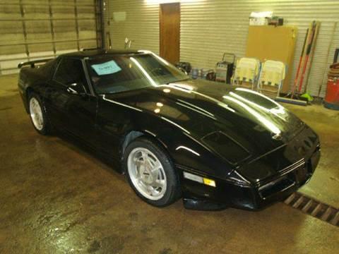 1988 Chevrolet Corvette for sale in Madison, SD