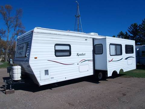 2002 Komfort 8X27 for sale in Madison, SD