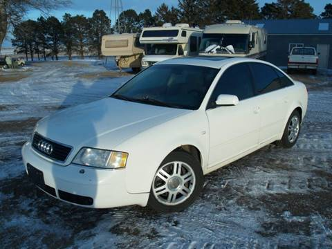 2000 Audi A6 for sale in Madison, SD