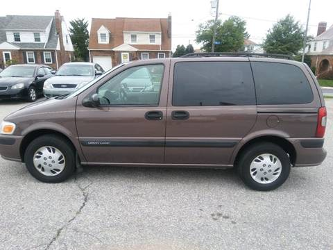 2000 Chevrolet Venture for sale in York, PA