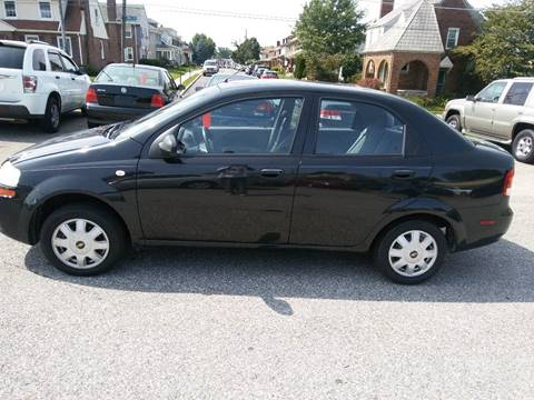 2005 Chevrolet Aveo for sale in York, PA