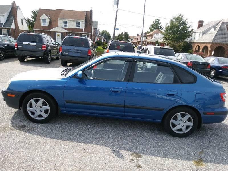 2006 Hyundai Elantra GLS 4dr Sedan   York PA