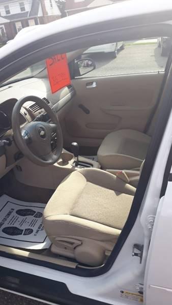 2007 Chevrolet Cobalt LS 4dr Sedan w/ Head Curtain Airbags