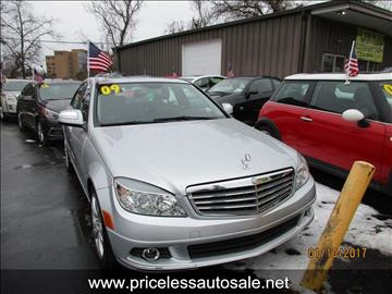 2009 Mercedes-Benz C-Class for sale in Uniontown, PA