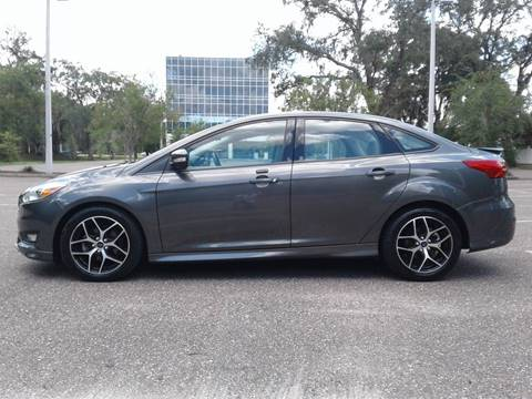 2015 Ford Focus for sale in Valrico, FL