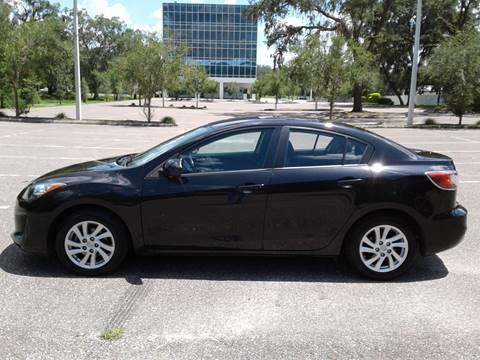 2012 Mazda MAZDA3 for sale in Valrico, FL