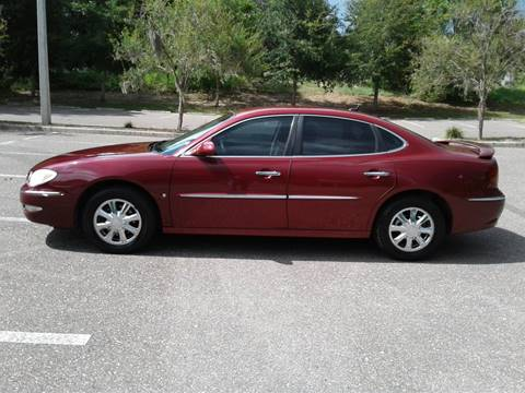 2006 Buick LaCrosse for sale in Valrico, FL