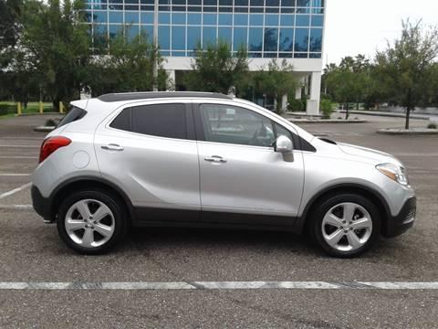 2015 Buick Encore for sale in Valrico, FL