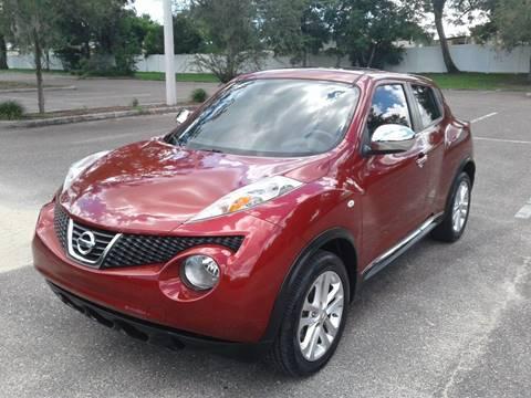 2013 Nissan JUKE for sale in Valrico, FL
