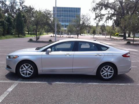 2016 Ford Fusion for sale in Valrico, FL