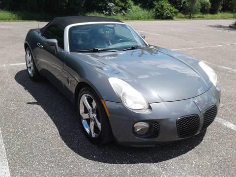2008 Pontiac Solstice for sale in Valrico, FL