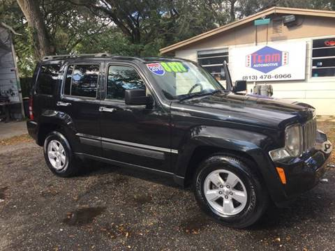 2010 Jeep Liberty for sale in Valrico, FL