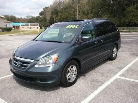 2005 Honda Odyssey for sale in Valrico, FL