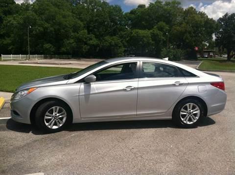 2013 Hyundai Sonata for sale in Valrico, FL