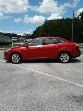 2012 Ford Focus for sale in Valrico, FL