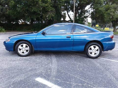 2004 Chevrolet Cavalier for sale in Valrico, FL