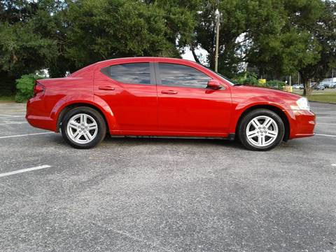 2013 Dodge Avenger for sale in Valrico, FL