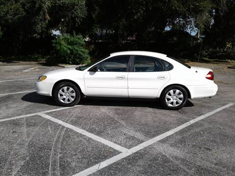 2003 Ford Taurus for sale in Valrico, FL