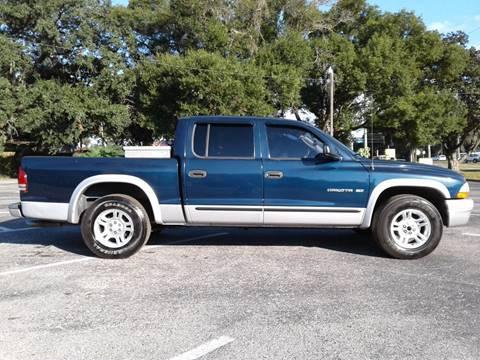 2002 Dodge Dakota for sale in Valrico, FL