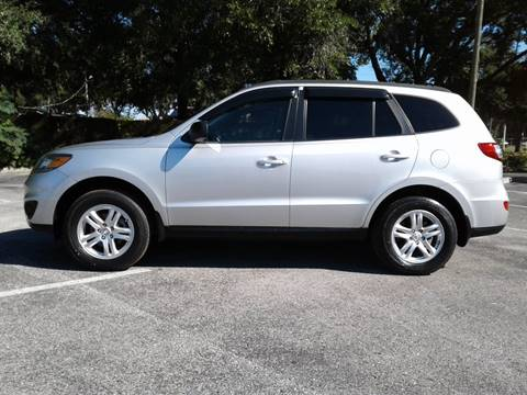 2012 Hyundai Santa Fe for sale in Valrico, FL