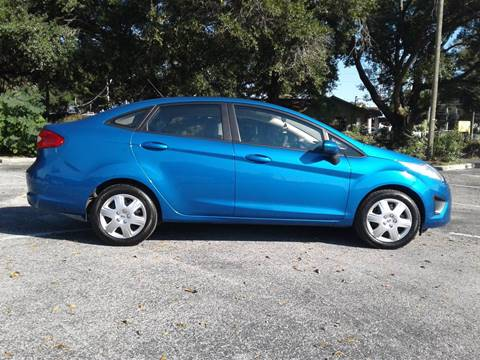2011 Ford Fiesta for sale in Valrico, FL