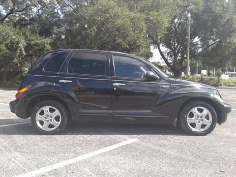 2001 Chrysler PT Cruiser for sale in Valrico, FL