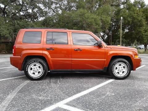 2010 Jeep Patriot for sale in Valrico, FL