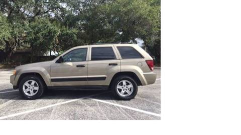 2005 Jeep Grand Cherokee for sale in Valrico, FL