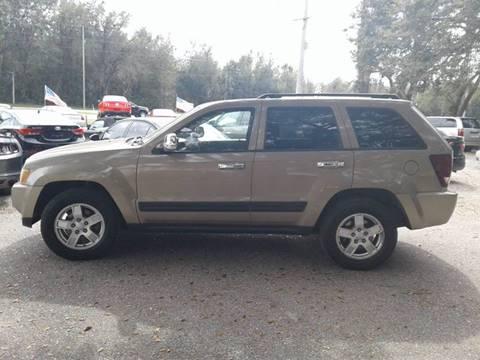 2005 Jeep Grand Cherokee for sale in Valrico, FL