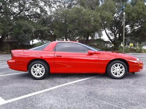 2000 Chevrolet Camaro for sale in Valrico, FL