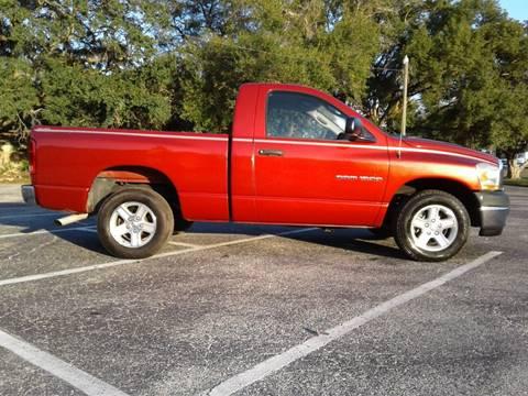 2006 Dodge Ram Pickup 1500 for sale in Valrico, FL