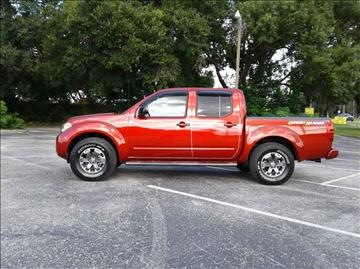 2016 Nissan Frontier for sale in Valrico, FL