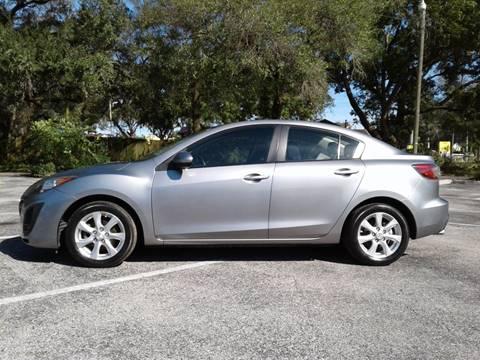 2010 Mazda MAZDA3 for sale in Valrico, FL