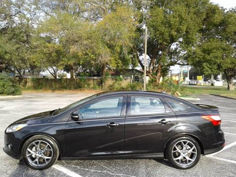 2014 Ford Focus for sale in Valrico, FL