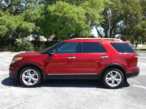 2013 Ford Explorer for sale in Valrico, FL