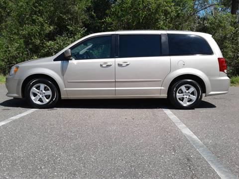 2013 Dodge Grand Caravan for sale in Valrico, FL