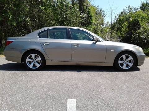 2004 BMW 5 Series for sale in Valrico, FL