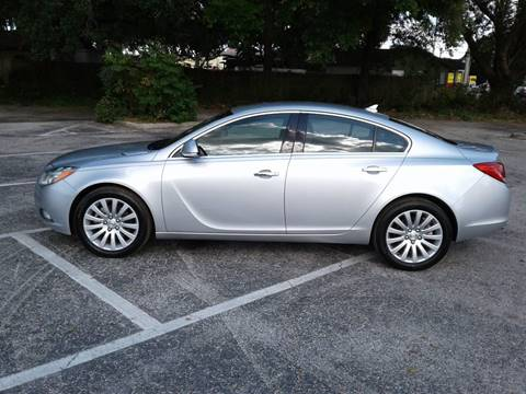 2013 Buick Regal for sale in Valrico, FL
