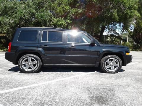 2009 Jeep Patriot for sale in Valrico, FL
