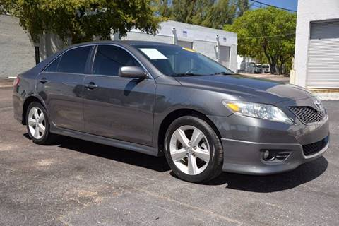 2010 Toyota Camry for sale in Hallandale Beach, FL