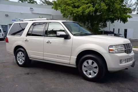 2008 Lincoln Navigator for sale in Hallandale Beach, FL