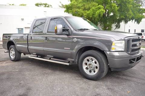 2006 Ford F-350 Super Duty for sale in Hallandale Beach, FL