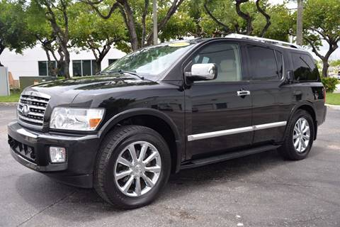 2009 Infiniti QX56 for sale in Hallandale Beach, FL