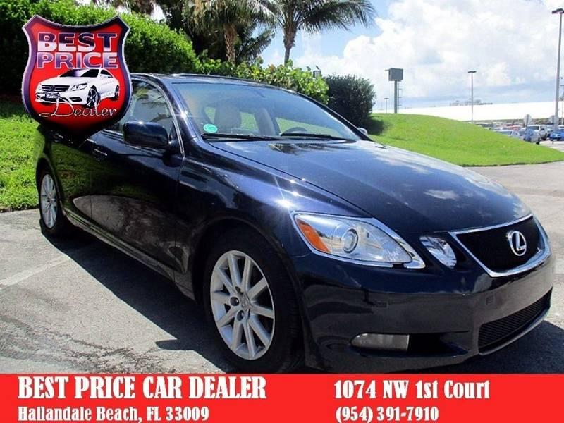 Lexus best price