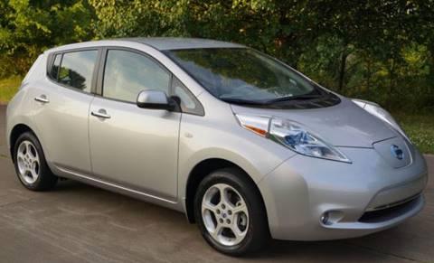 2012 Nissan LEAF for sale in Hallandale Beach, FL