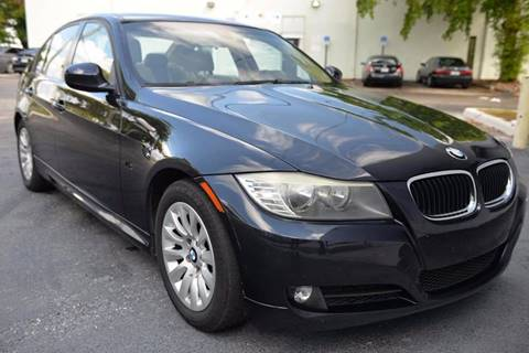 2009 BMW 3 Series for sale in Hallandale Beach, FL
