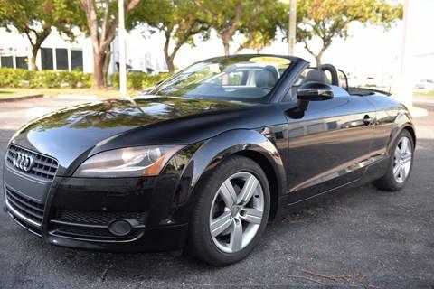 2009 Audi TT for sale in Hallandale Beach, FL