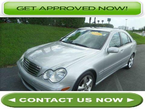 2006 Mercedes-Benz C-Class for sale in Hallandale Beach, FL