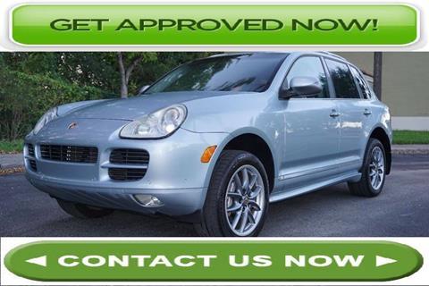 2006 Porsche Cayenne for sale in Hallandale Beach, FL