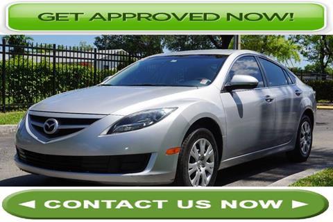 2012 Mazda MAZDA6 for sale in Hallandale Beach, FL